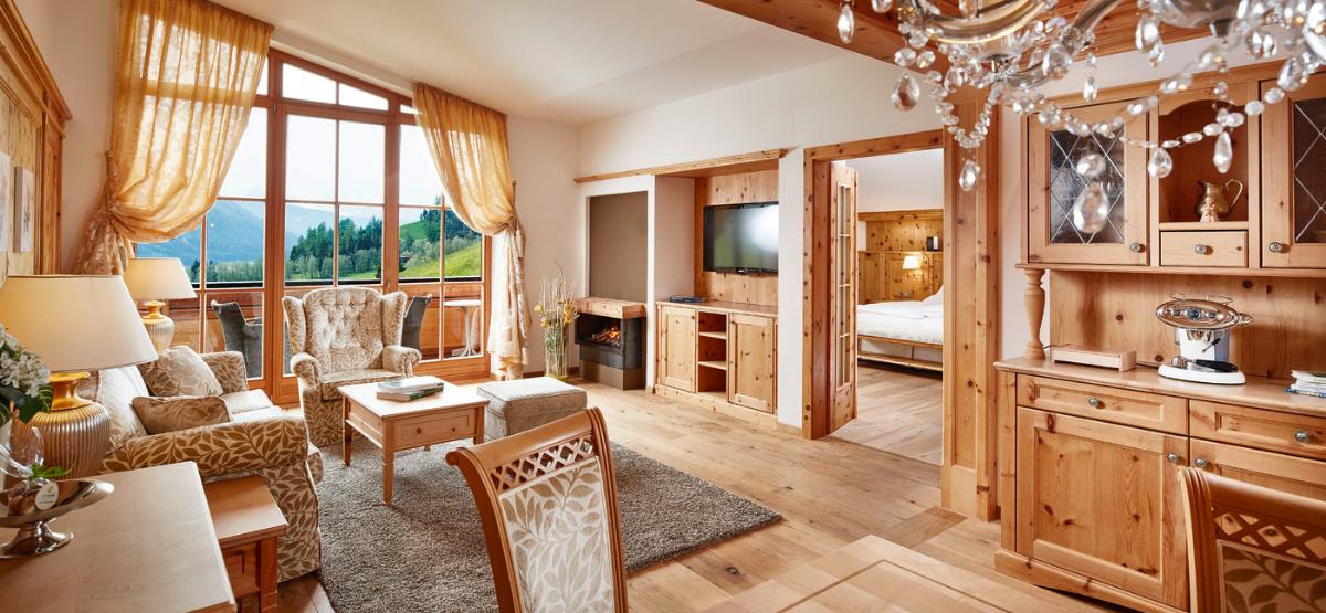 Zimmer Beispiel im Hotel Quelle nature Spa