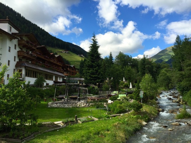 Aktivgarten im Hotel Quelle Nature Spa