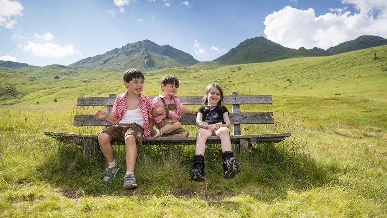 Hotel Quelle Nature Spa Familienurlaub im Gsiertal mit Kindern