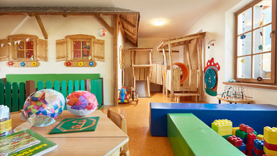 Hotel Quelle Nature Spa Kinderclub und Kinderbetreuung