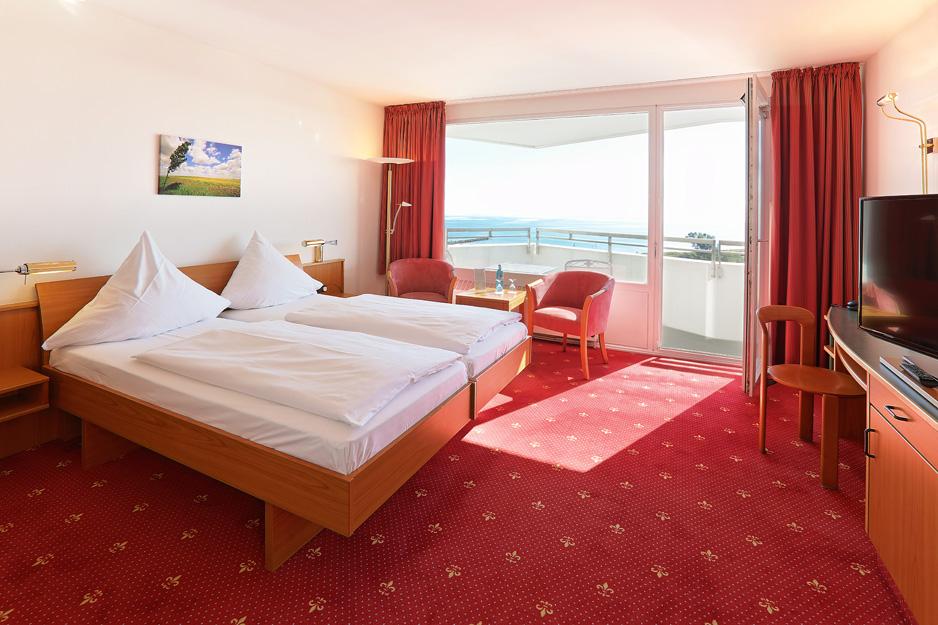 Komfort Hotelzimmer (31m