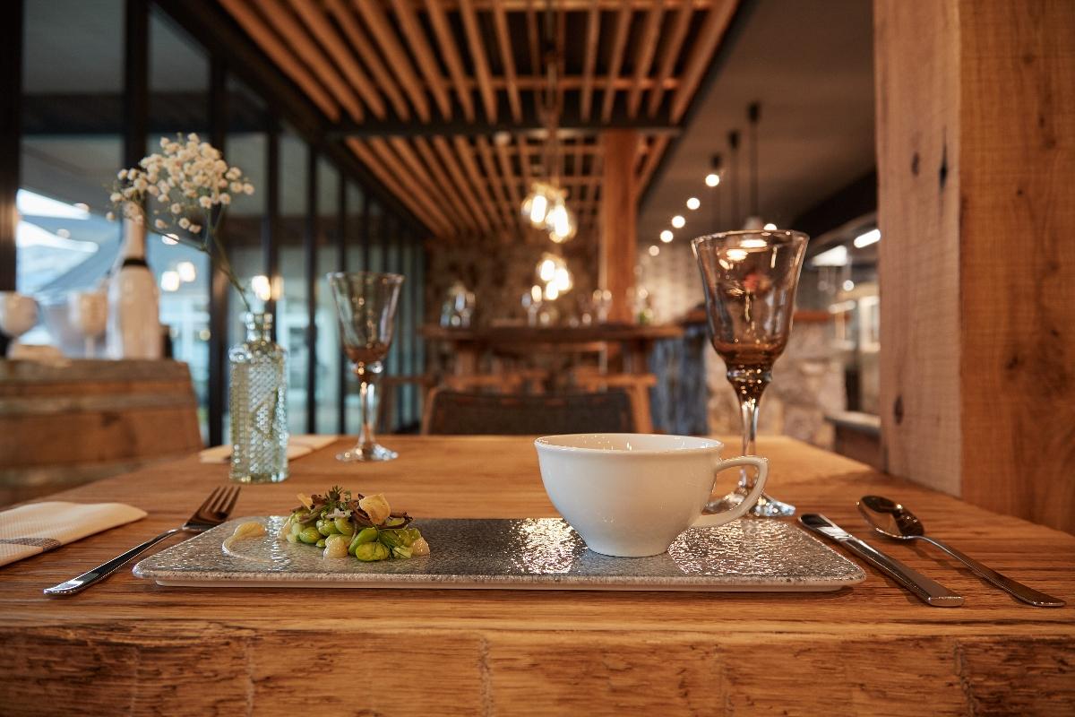 Regionale und Saisonale Küche im Isfjord