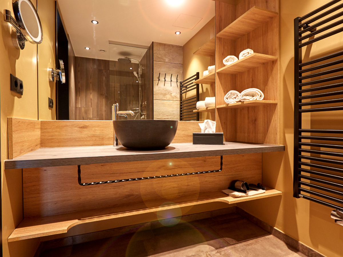 Badezimmer Superiorzimmer