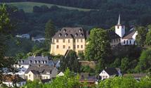 Romantik Schloss Hotel Kurfürstliches Amtshaus Dauner Burg