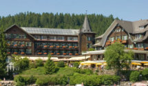 Romantik Treschers Schwarzwaldhotel