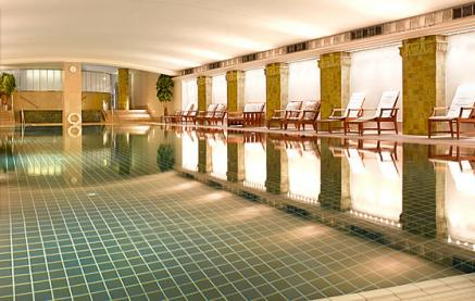 Club Olympus & Spa im Park Hyatt in Hamburg