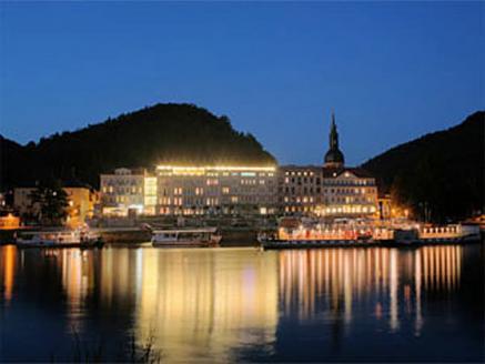 Wellnesshotel Elbresidenz Bad Schandau in der Sächsischen Schweiz
