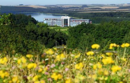 """Das Bio-Seehotel Zeulenroda: Initiator der """"Arena für Nachhaltigkeit"""" - unternehmerische Gestaltungskraft und moralischer Konsum"""