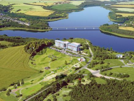 Bio-Seehotel in Zeulenroda - eingebettet in die Natur direkt um Zeulenroda