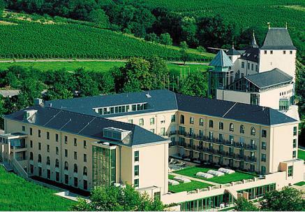 Victor's Residenz-Hotel Schloss Berg in Perl-Nenning (Saarland)