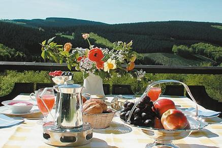 Waldhaus Ohlenbach im Sauerland serviert Regionales von Bauern aus der Nachbarschaft