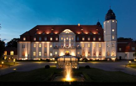 Bildquelle: Ein Schlosshotel am Fleesensee (Radisson Blu Resort Schloss Fleesensee)