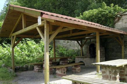 Bildquelle: Grillhütte im Victor's Residenz Hotel Teistungenburg