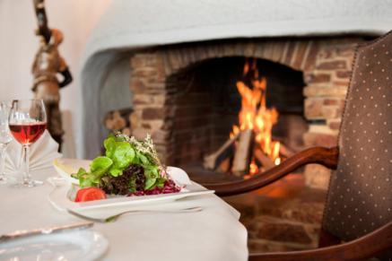 Kulinarische Gastlichkeit wird im Victor's Seehotel Weingärtner groß geschrieben