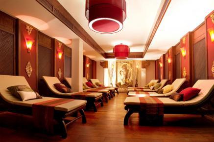 Bildquelle: Luxuswellnessbereich im Seehotel Ahlbecker Hof auf Usedom