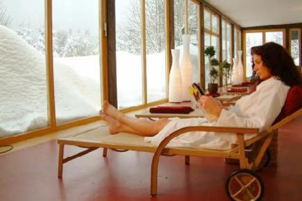 Erholung & Entspannung im Romantik Hotel Schmelmerhof
