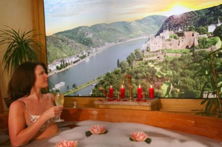 Gemeinsam organisierte Reise von SPANESS, Singlereisen.de und Hotel Schloss Rheinfels