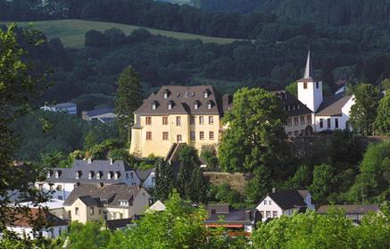 Bildquelle: Romantik Schloss Hotel Kurfürstliches Amtshaus Dauner Burg