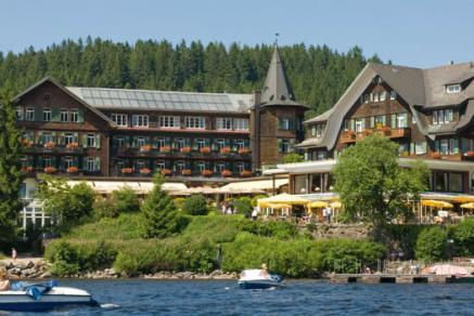 Bildquelle: Romantik Schwarzwaldhotel Trescher's am Titisee
