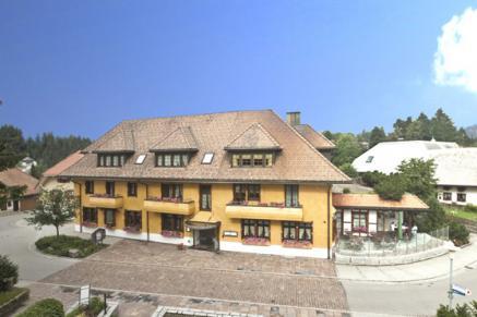 Bio- und Wellnesshotel Alpenblick im Schwarzwald