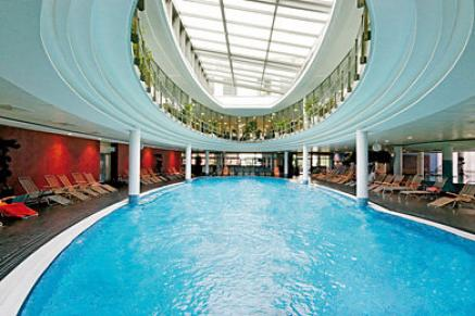 Wellness im centrovital in Berlin, Spandau