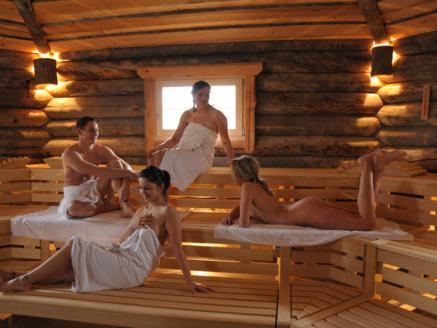 Sauna-Nacht im Fleesensee Spa