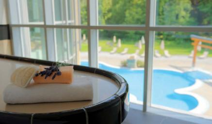 Neu: Kurzurlaub im Dorint Resort & Spa Bad Brückenau