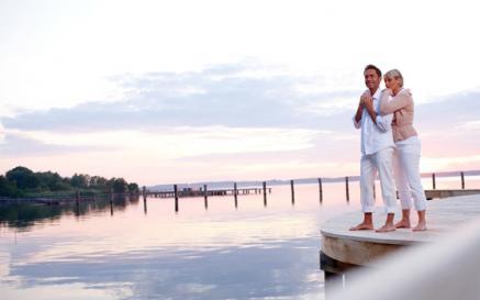 Romantisches Wochenende im Hotel am Fleesensee