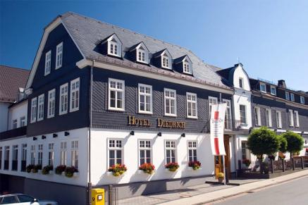 Wellnesshotel Diedrich im Sauerland - gemütlich und privat geführt!