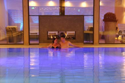 Romantischer Wellness-Kurzurlaub im Landidyll Wellnesshotel Michels