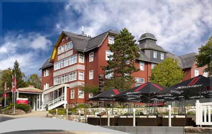 Berghotel Oberhof - zu jeder Jahreszeit ein schönes Kurzurlaubsziel