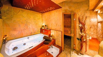 Private Spa im Vital- und Wellnesshotel zum Kurfürsten in Bernkastel-Kues