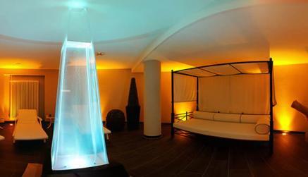Spa- und Wellnessbereich auf 1.000 m2