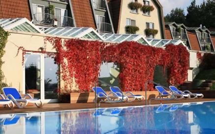 """Bildquelle: Hotel & Spa Sommerfeld bei Berlin - hier werden auch """"gesunde"""" Urlaubs-Arrangements geboten"""