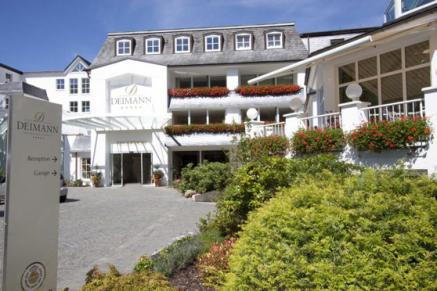 Höchste Ansprüche im Bereich Wellness & Gesundheit bietet auch das Hotel Deimann mit der Deimann Vital Oase