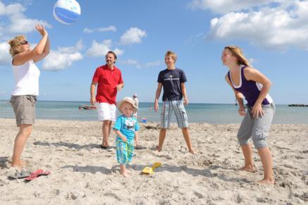 Bildquelle: Resort Damp, Ostsee - Auch Bewegung läßt die Pfunde purzeln