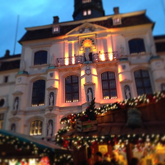 Weihnachtsmarkt in Lüneburg - Reiseziele Dezember