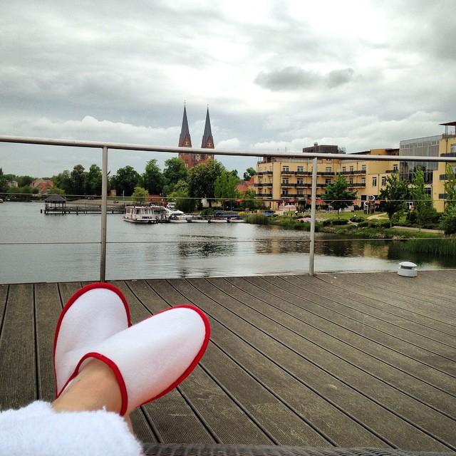 Brandenburg: Wellness-Kurzurlaub am Ruppiner See