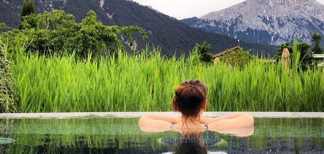 Trendsportart Evergreen schwimmen