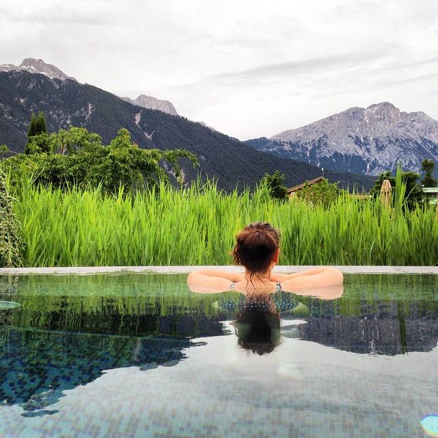 schwimmen - entspannt total!