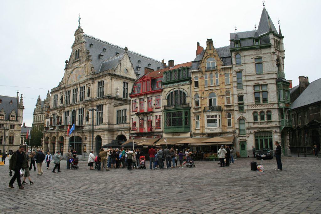 Gent im Familien-Herbsturlaub 2011