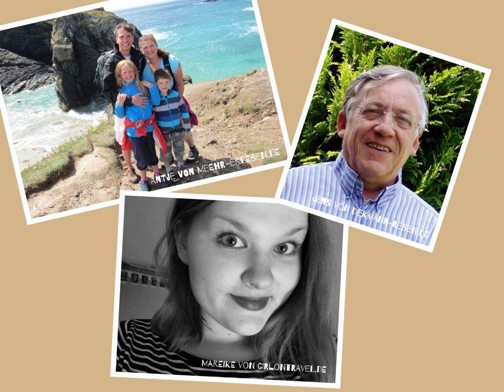 Reiseblogger sprechen mit uns übr Glück