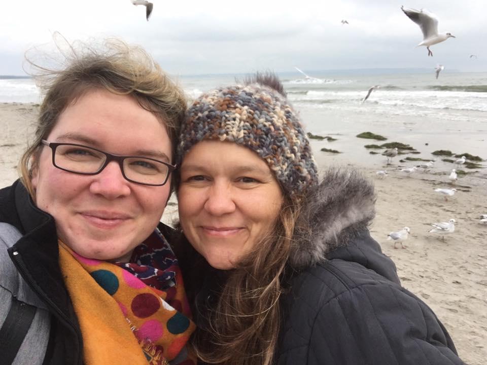 Reiseblogger-Treffen auf Rügen :-)