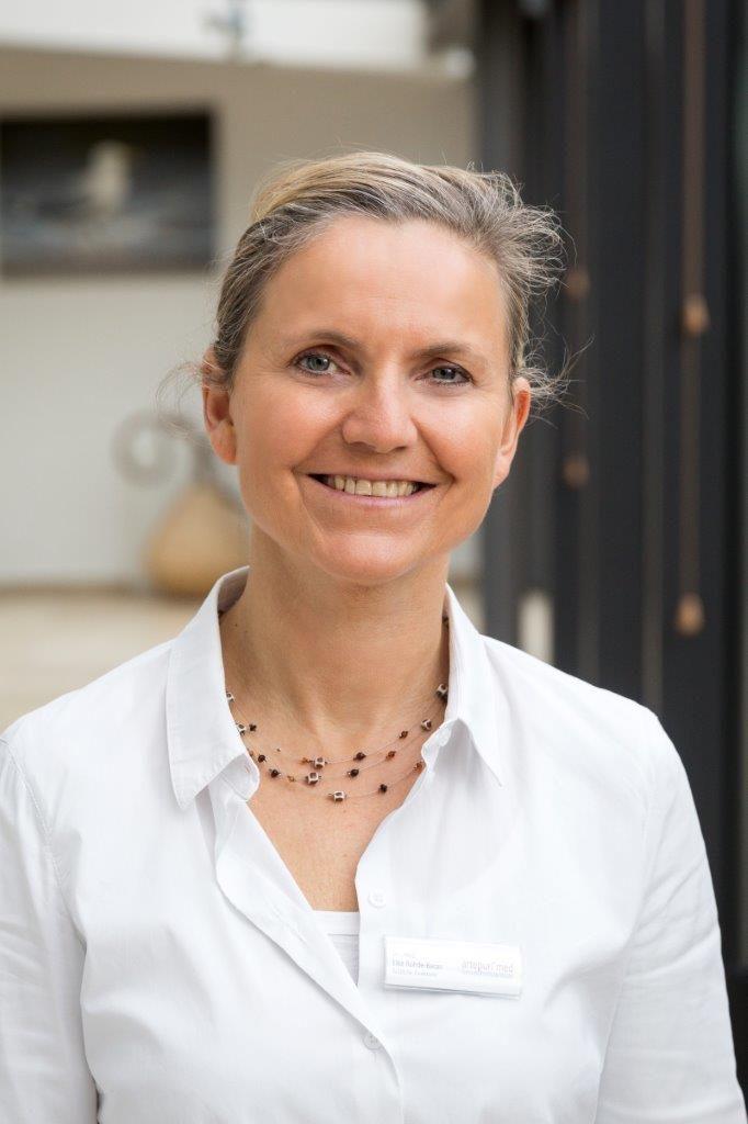 Frau Dr. Elke Rohde-Baran - FX Mayr Rügen