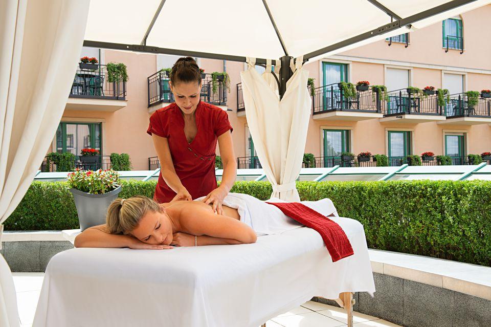 Day Spa Tag im Victors Residenz Hotel Schloss Berg