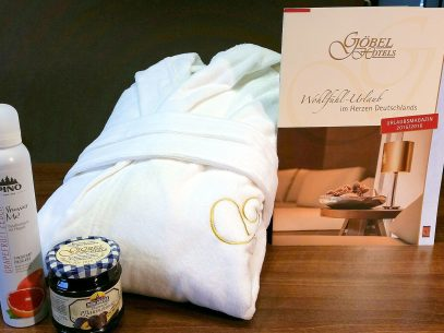 Kuschel-Wellness-Paket von Göbel's Hotels