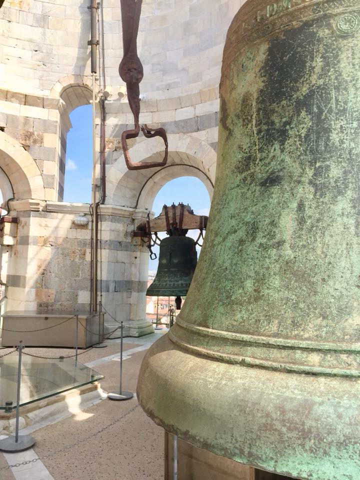 Perspektive Schiefer Turm Pisa 2018