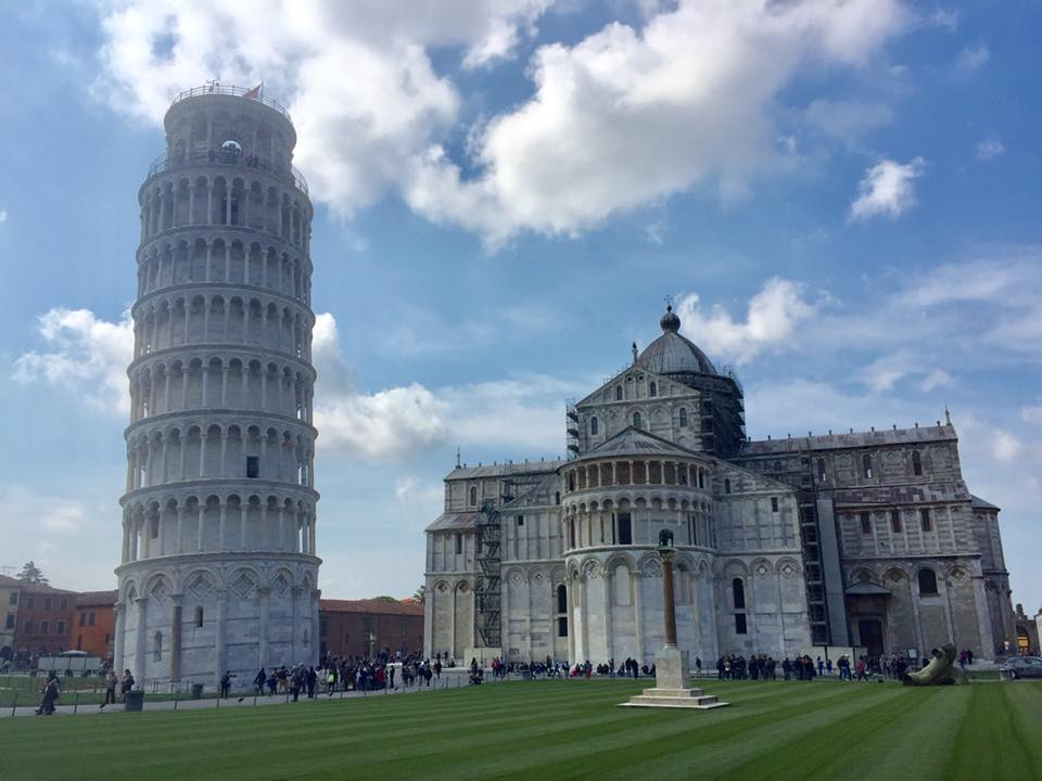 Pisa Reisezeit - lieber im Winter