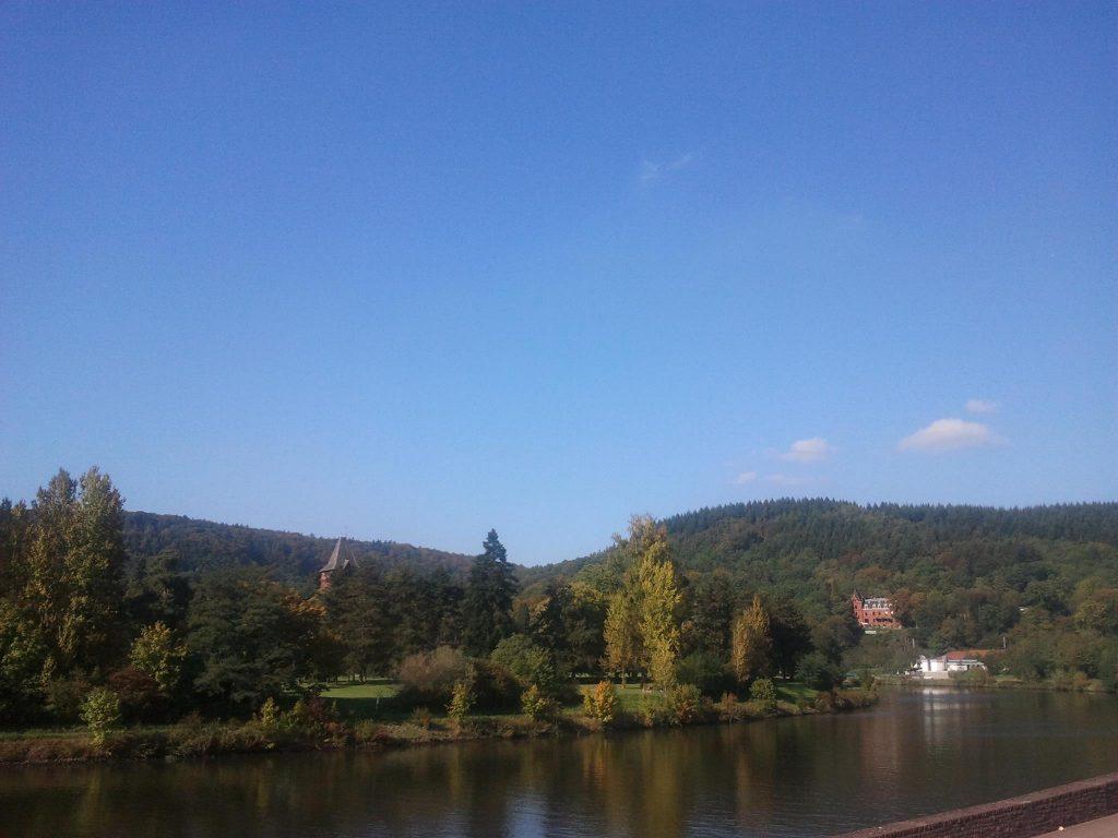 Landschaftlich schönes Saarland