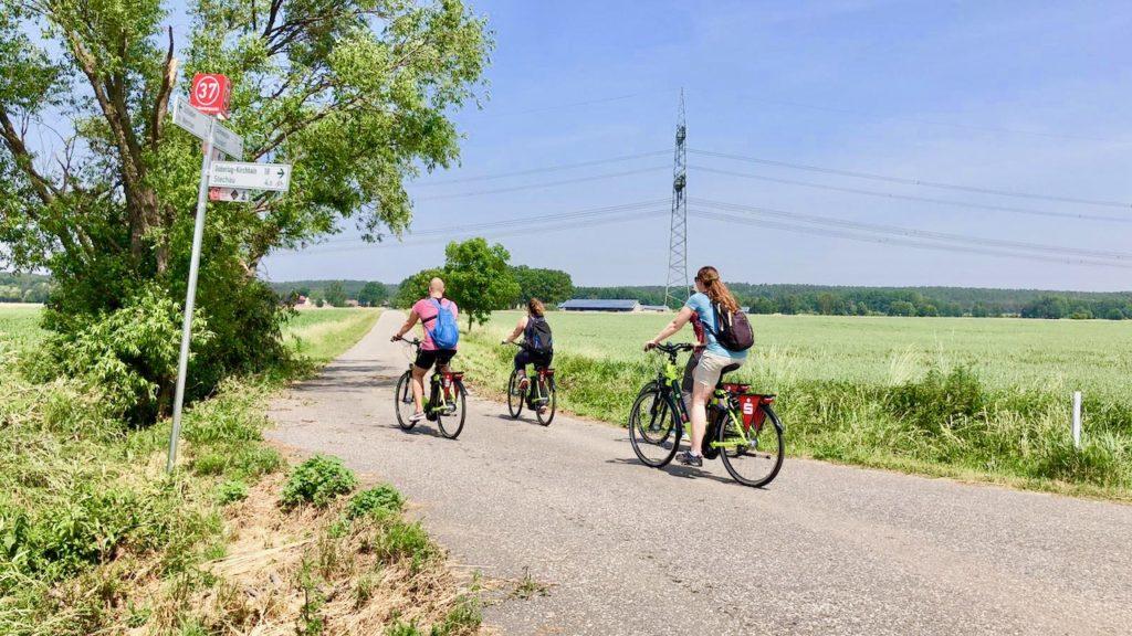 Elbe-Elster-Land Fahrradrouten